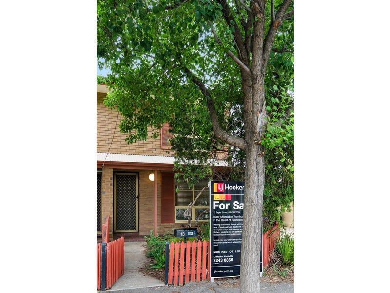 13 Taylor Street, Brompton, SA 5007