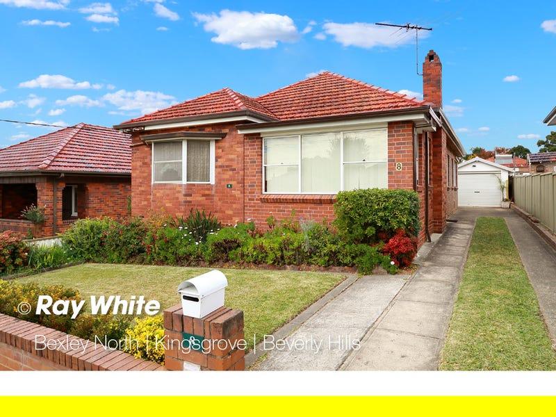 8 Rodgers Avenue, Kingsgrove, NSW 2208