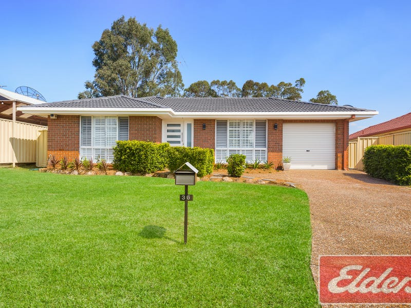 36 Sandpiper Crescent, Claremont Meadows, NSW 2747