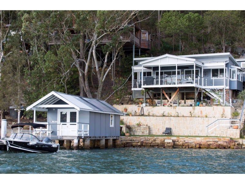 58 Riverview Avenue, Dangar Island, NSW 2083