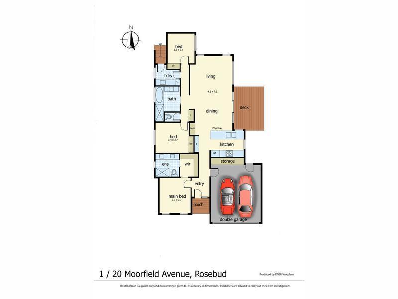 20 Moorfield Avenue, Rosebud