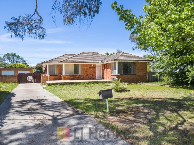 12 Cowan Street, Downer, ACT 2602