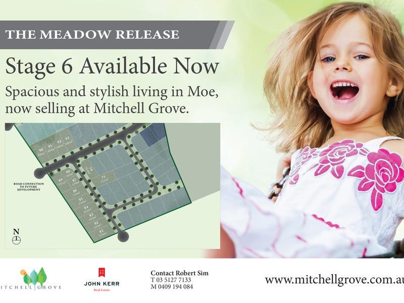 Lot 87 Mitchell Grove, Moe, Vic 3825