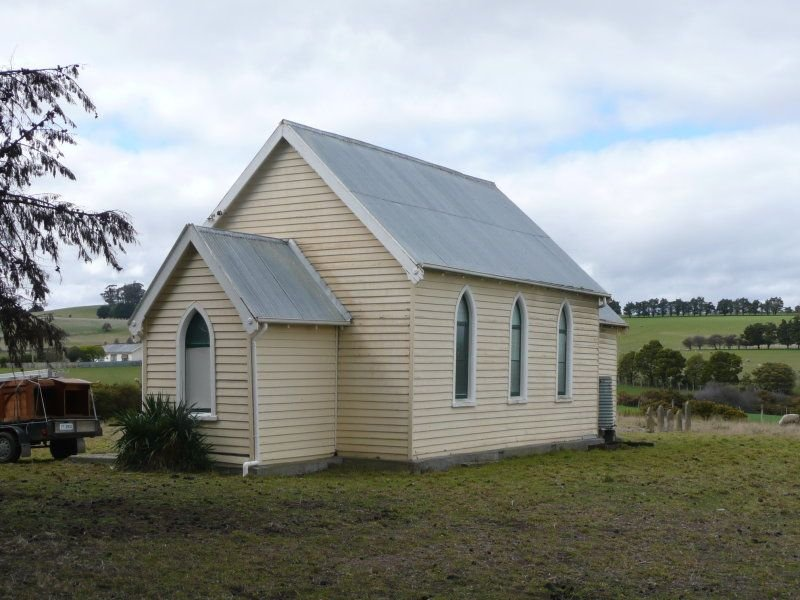 1 White Hills Road Anglican Chapel, White Hills, Tas 7258