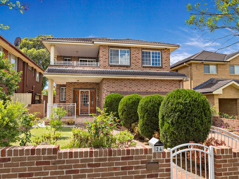 24 Barton Street, Strathfield South, NSW 2136