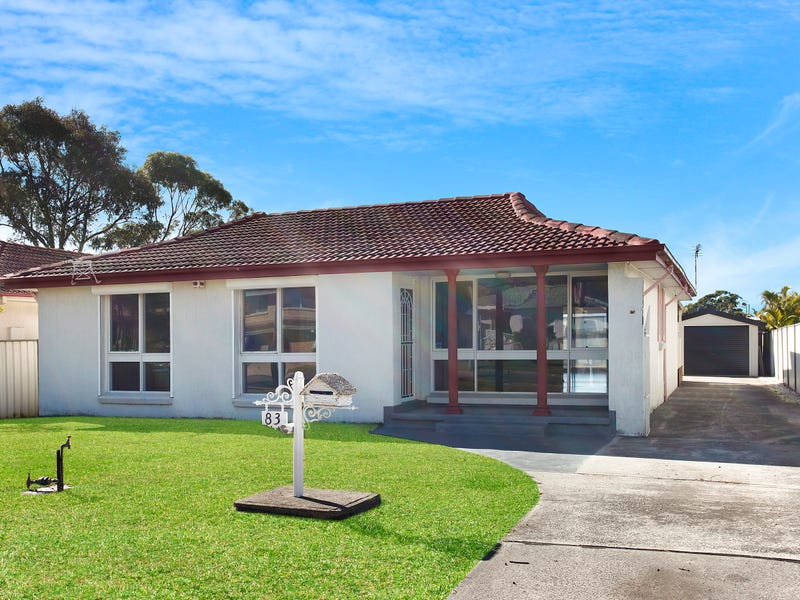 83 Captain Cook Drive, Barrack Heights, NSW 2528