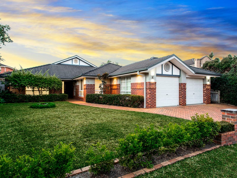 12 Hamilton Way, Beaumont Hills, NSW 2155