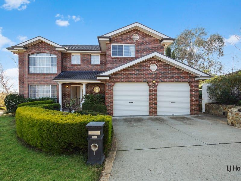 1 Hudson Place, Jerrabomberra, NSW 2619
