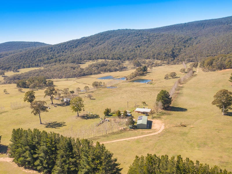 812 Wild Cattle Flat Road, Jingera via, Captains Flat, NSW 2623