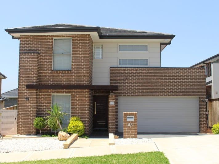 45 Oakhill Crescent, Colebee, NSW 2761
