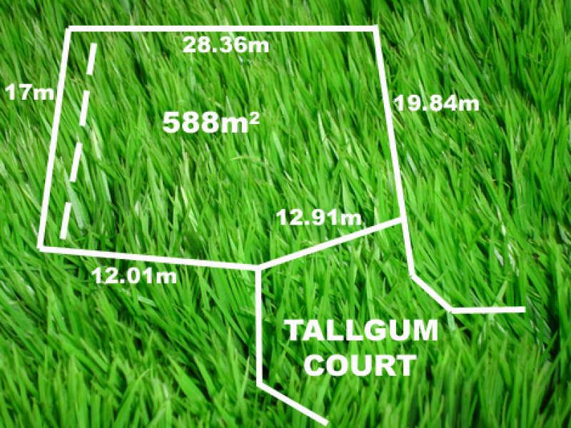 Lot 853 Tallgum Court, Craigieburn, Vic 3064