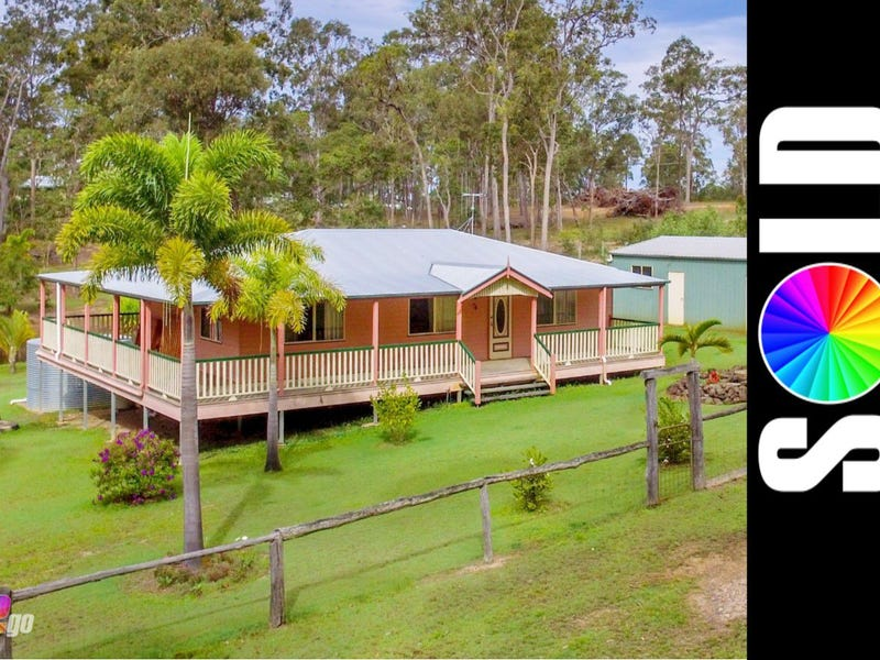 321 Arborten Road, Glenwood, Qld 4570