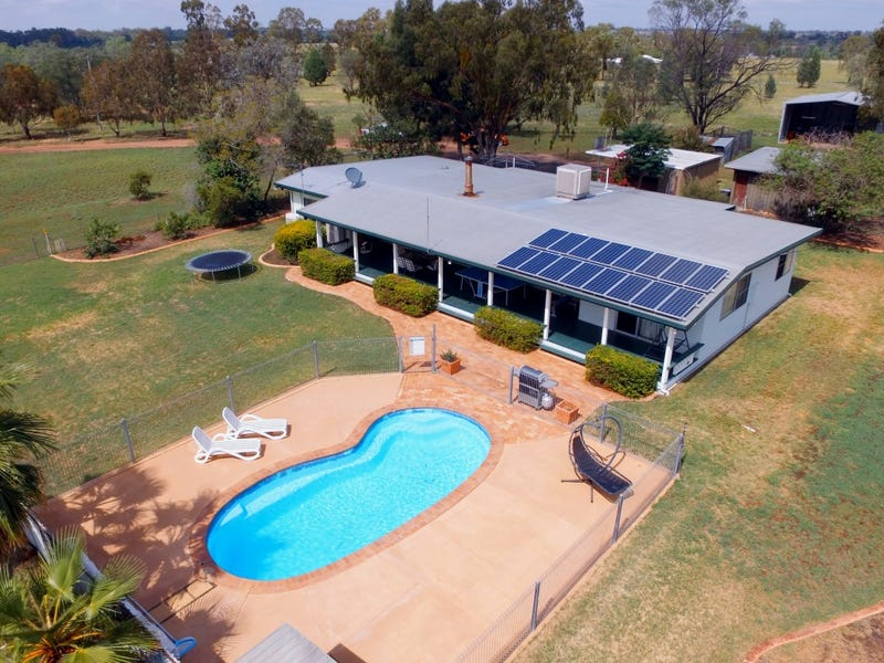 199 BURTONS ROAD, Roma, Qld 4455