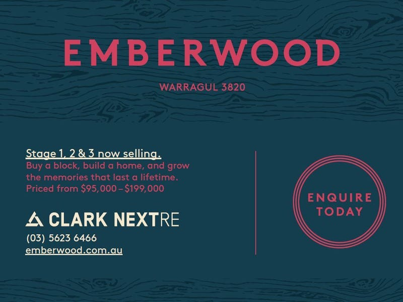 Emberwood Estate, Warragul