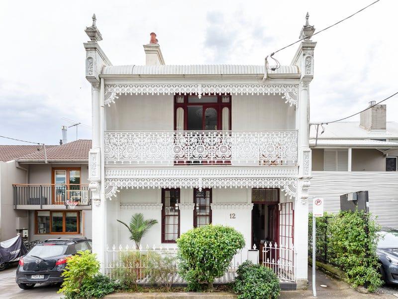 12 Caledonia Street, Paddington, NSW 2021