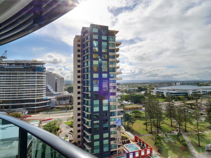 "21102 ""The Oracle"" 4 Charles Avenue, Broadbeach, Qld 4218"