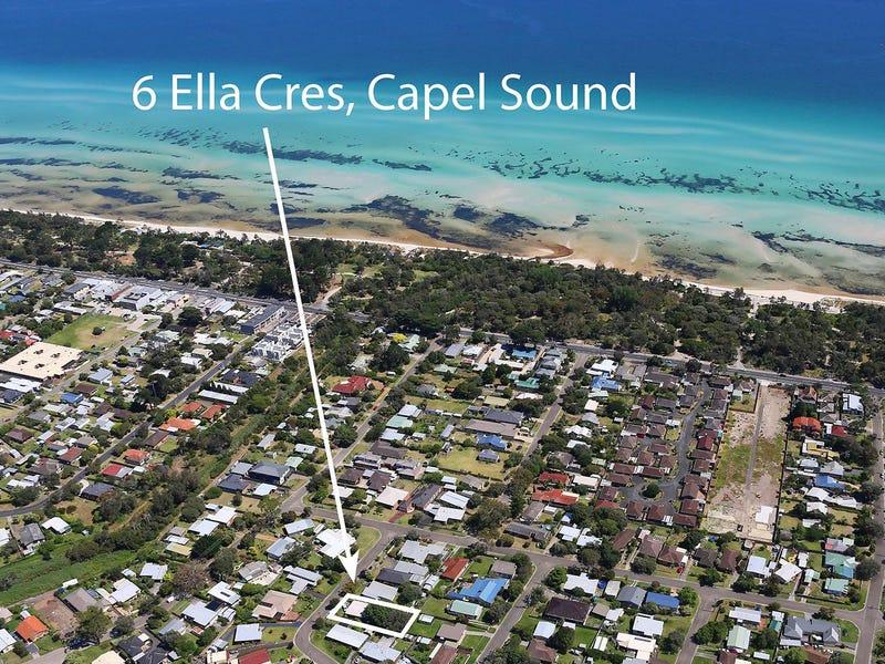 6 Ella Crescent, Capel Sound, Vic 3940