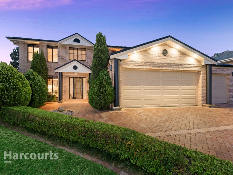 12 Bilyana Place, Rouse Hill, NSW 2155