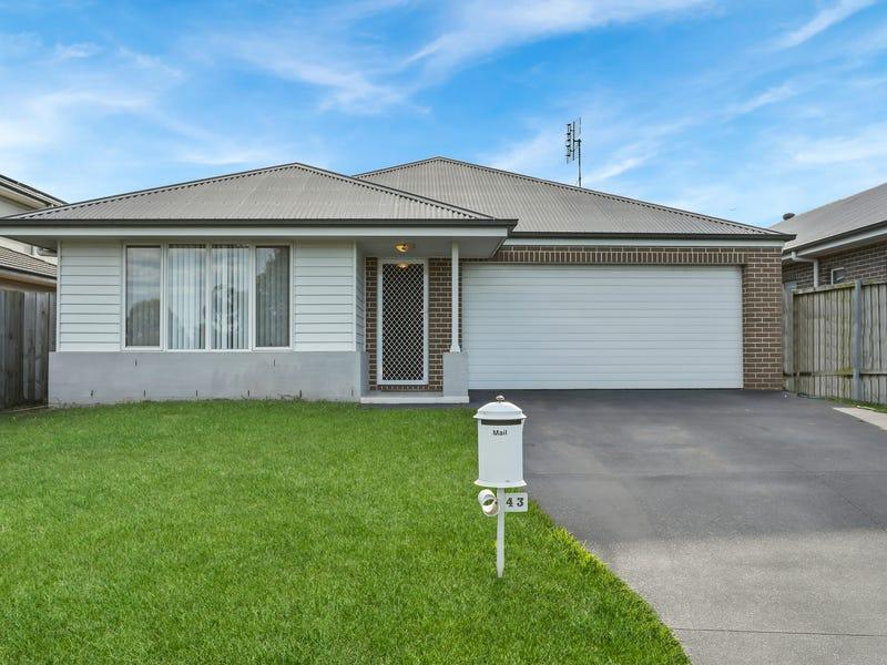 43 Redgum Circuit, Aberglasslyn, NSW 2320