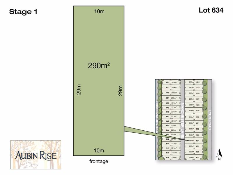 Lot 634 Lyon Road, Aubin Grove, WA 6164