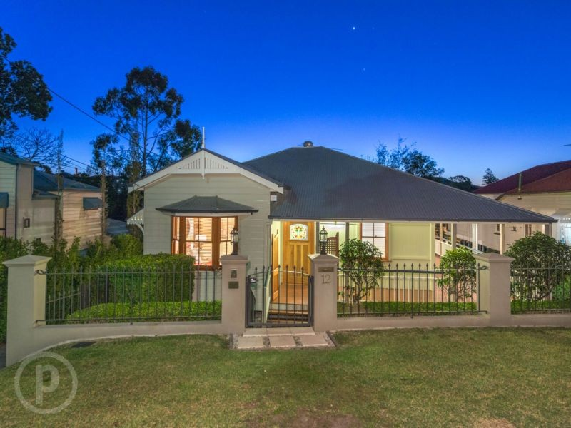 12 Susan Street, Red Hill, Qld 4059