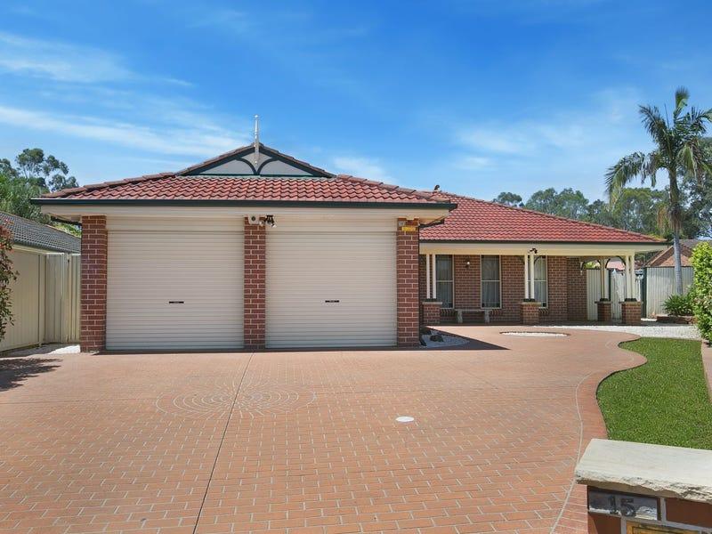 15 Gleditsia Close, Narellan Vale, NSW 2567