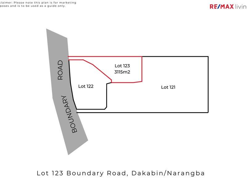 Lot 123 Boundary Road, Dakabin, Qld 4503