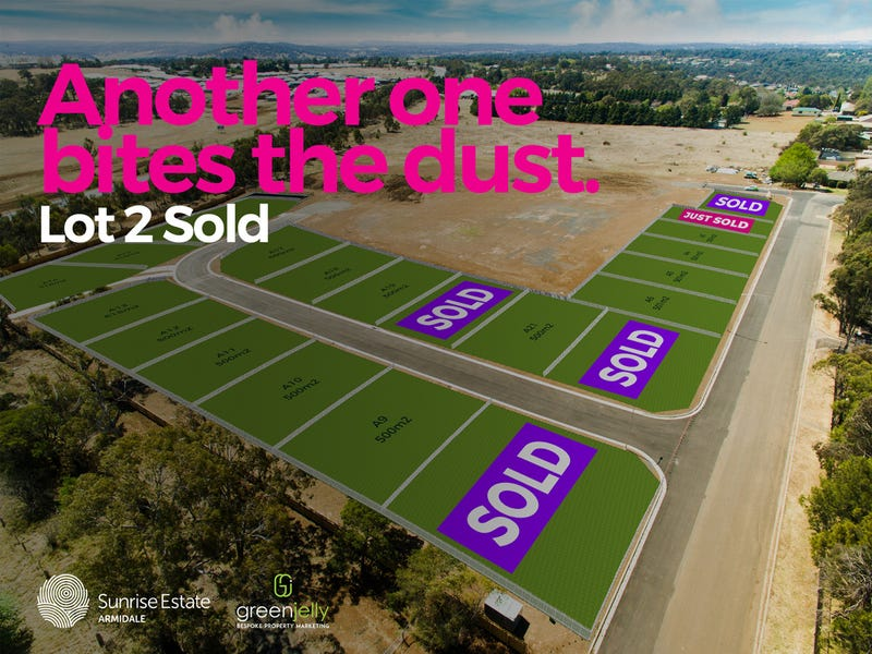 Lot 2, Sunrise Crescent, Armidale, NSW 2350
