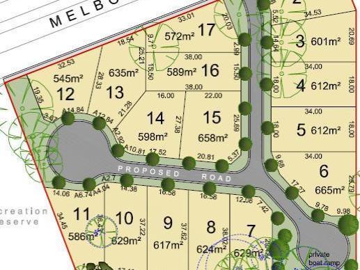 Lot 6 Melbourne Street, Mulwala, NSW 2647