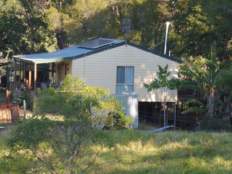 342 Middle Creek Road, Federal, Qld 4568