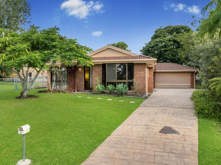 9 Parwan Close, Riverhills, Qld 4074
