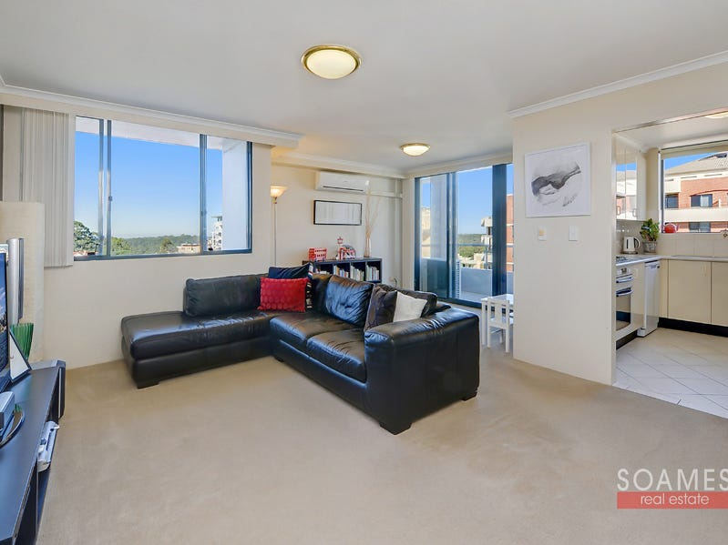 78/208 Pacific Highway, Hornsby