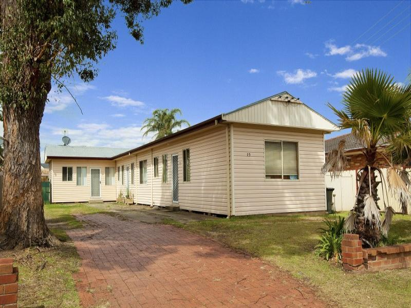 15 Moran Avenue, Dapto, NSW 2530