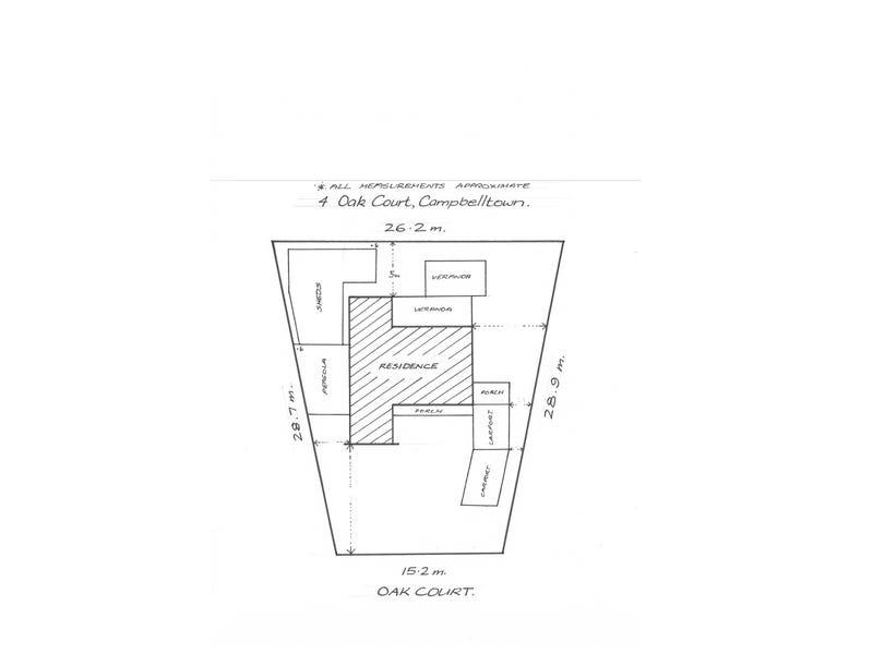 4 Oak Court, Campbelltown, SA 5074