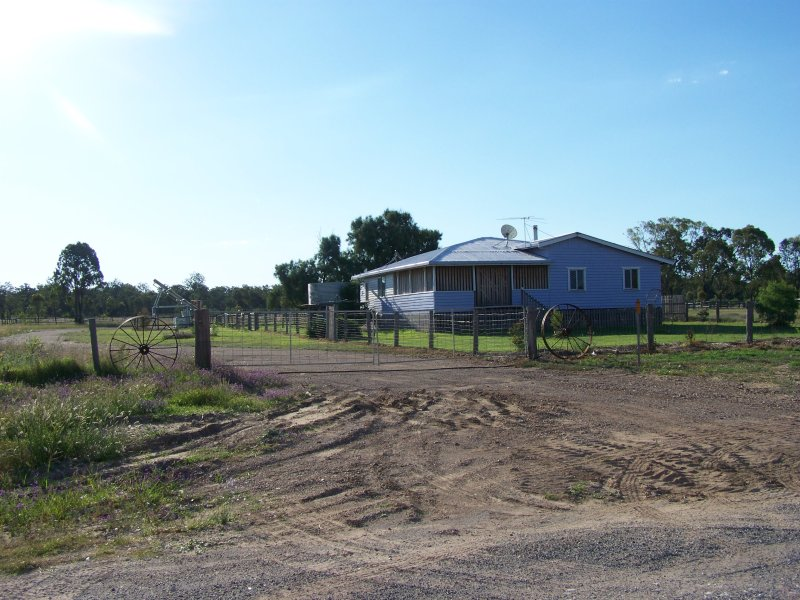 1674 Banana Bridge Rd, Kogan, Qld 4406