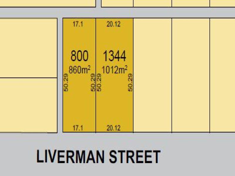 Lot 1344, 4 Liverman Street, Leonora