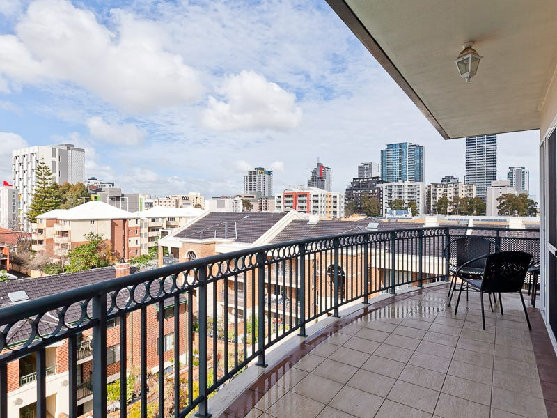 40/123 Wellington Street, East Perth, WA 6004