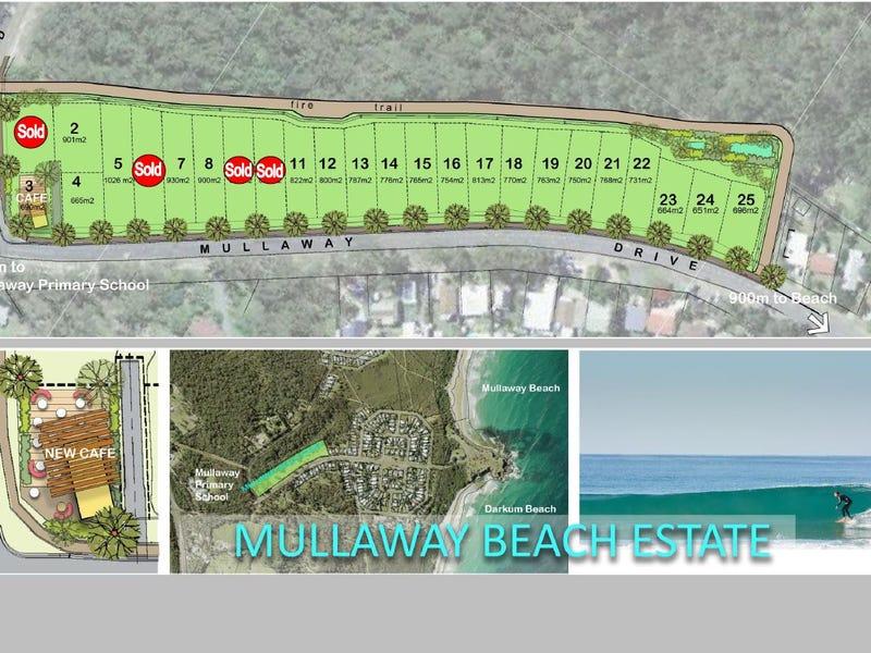 Lot 25 Mullaway Beach Estate, Mullaway, NSW 2456