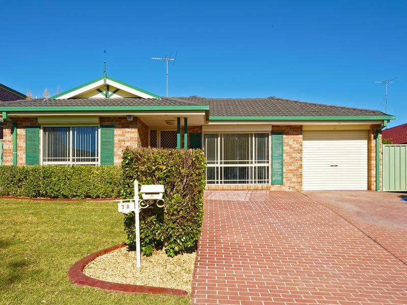 78 The Lakes Drive, Glenmore Park, NSW 2745