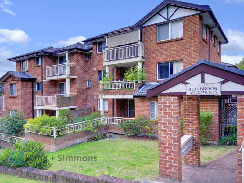 3/16-18 Bellbrook Avenue, Hornsby, NSW 2077
