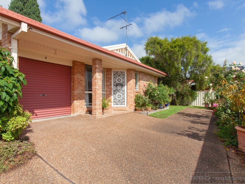 4/44 Crawford Avenue, Tenambit, NSW 2323