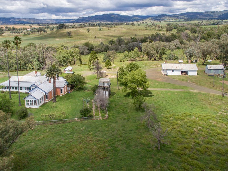 'Brigalows' 3616 Trevallyn Road, Upper Horton, NSW 2347