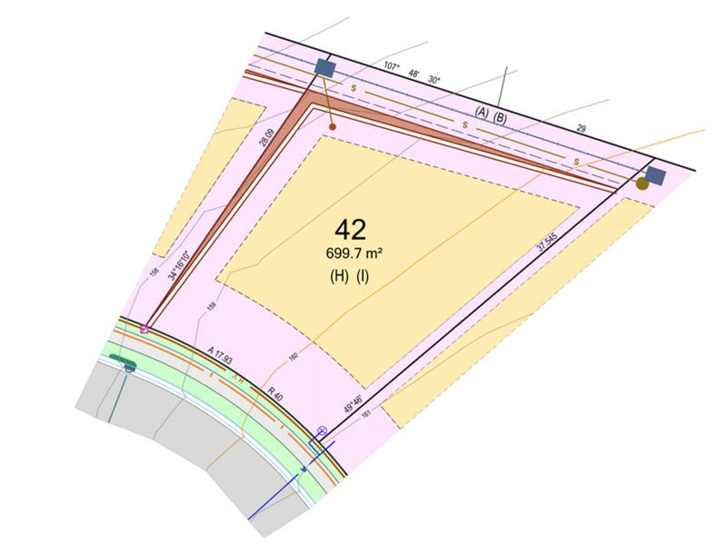 Lot 42 Killarney Park Stage 3, Wollongbar, NSW 2477