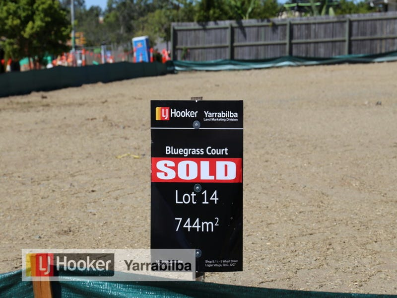 Lot 14, Bluegrass Court, Hillcrest, Qld 4118