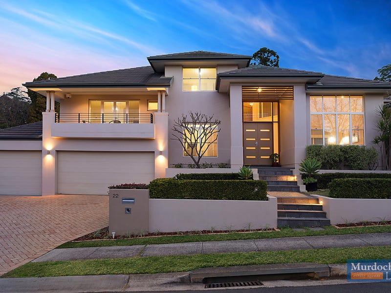 22 Springthorpe Way, Castle Hill, NSW 2154