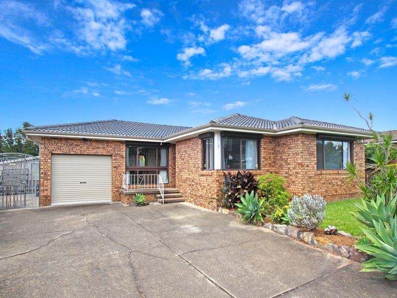 3 Kiandra Place, Wakeley, NSW 2176