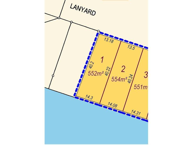 Lot 1, Lanyard Boulevard, Geographe, WA 6280