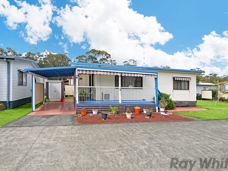 Site 100 Oxley Crescent Heritage Village, 2 Evans Road, Canton Beach, NSW 2263