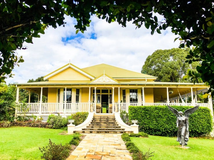 895 Coolamon Scenic Drive, Coorabell, NSW 2479