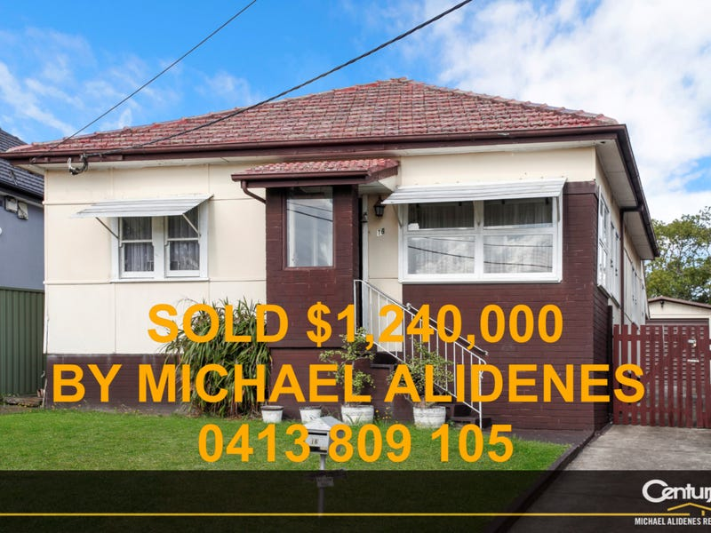 16 Rolestone Avenue, Kingsgrove, NSW 2208